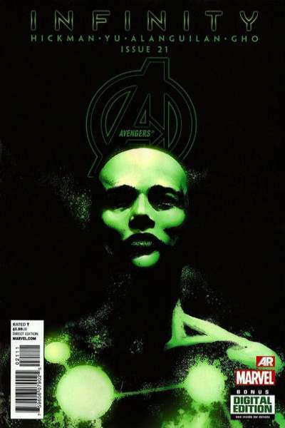 Avengers #21 Comic Books - Covers, Scans, Photos  in Avengers Comic Books - Covers, Scans, Gallery