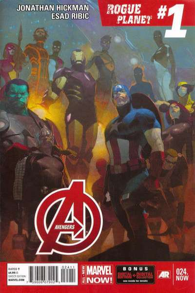Avengers #24 comic books for sale