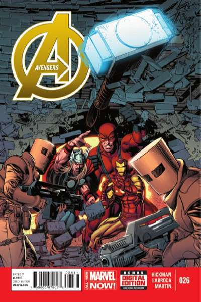 Avengers #26 comic books for sale