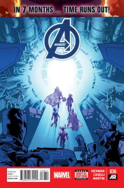 Avengers #36 comic books for sale