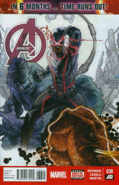 Avengers #38 comic books for sale