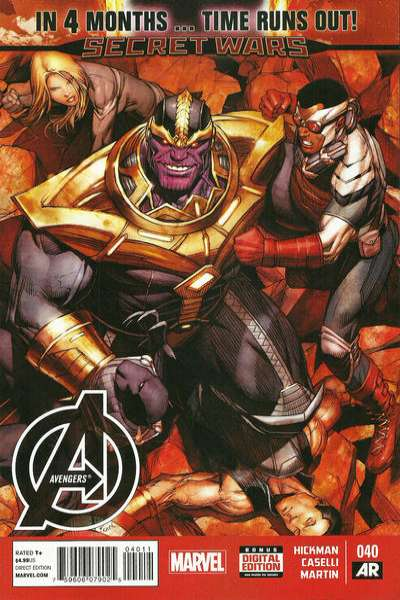Avengers #40 comic books for sale