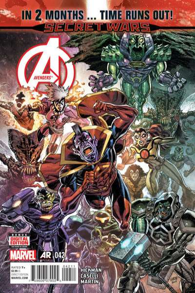 Avengers #42 comic books for sale