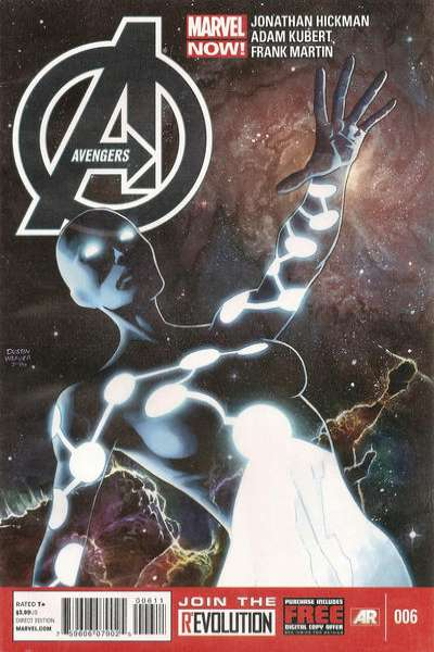 Avengers #6 Comic Books - Covers, Scans, Photos  in Avengers Comic Books - Covers, Scans, Gallery