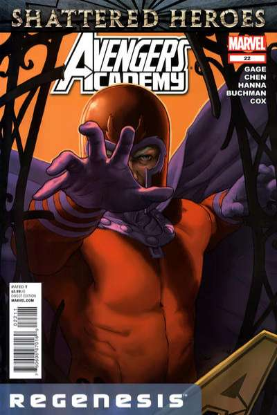 Avengers Academy #22 Comic Books - Covers, Scans, Photos  in Avengers Academy Comic Books - Covers, Scans, Gallery