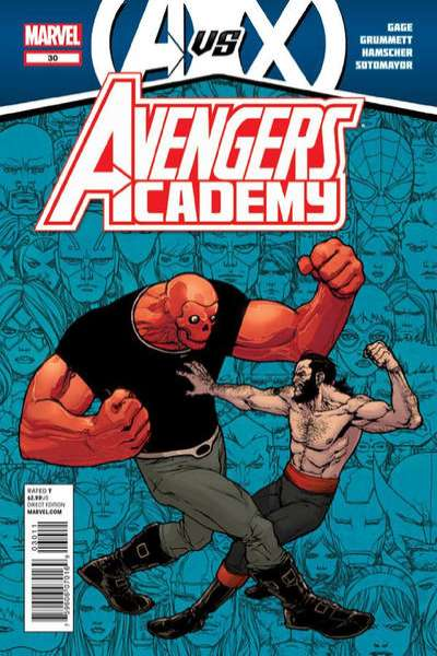 Avengers Academy #30 comic books - cover scans photos Avengers Academy #30 comic books - covers, picture gallery