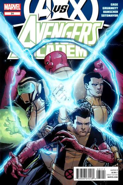 Avengers Academy #31 Comic Books - Covers, Scans, Photos  in Avengers Academy Comic Books - Covers, Scans, Gallery