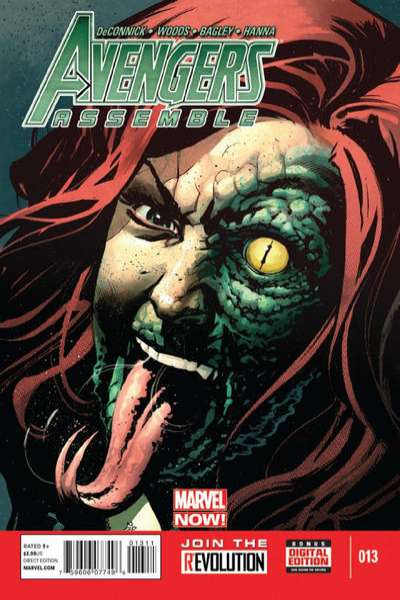 Avengers Assemble #13 Comic Books - Covers, Scans, Photos  in Avengers Assemble Comic Books - Covers, Scans, Gallery