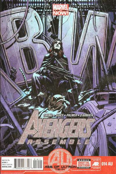 Avengers Assemble #14 Comic Books - Covers, Scans, Photos  in Avengers Assemble Comic Books - Covers, Scans, Gallery