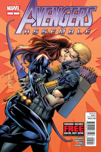 Avengers Assemble #5 Comic Books - Covers, Scans, Photos  in Avengers Assemble Comic Books - Covers, Scans, Gallery