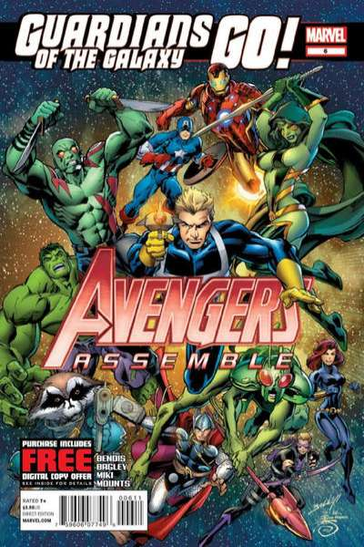 Avengers Assemble #6 Comic Books - Covers, Scans, Photos  in Avengers Assemble Comic Books - Covers, Scans, Gallery