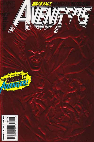 Avengers West Coast #100 comic books for sale