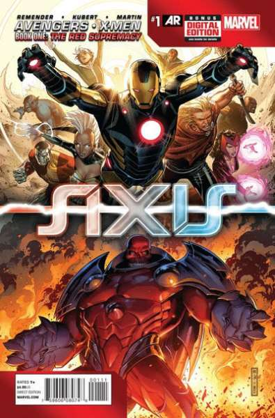 Avengers & X-Men: Axis Comic Books. Avengers & X-Men: Axis Comics.