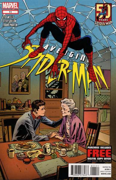 Avenging Spider-Man #11 Comic Books - Covers, Scans, Photos  in Avenging Spider-Man Comic Books - Covers, Scans, Gallery