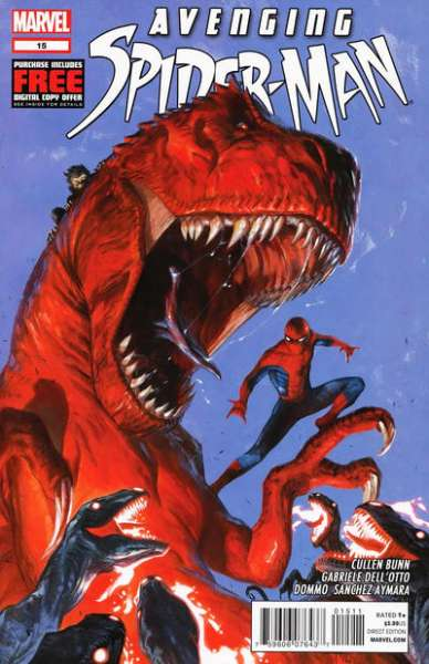 Avenging Spider-Man #15 Comic Books - Covers, Scans, Photos  in Avenging Spider-Man Comic Books - Covers, Scans, Gallery