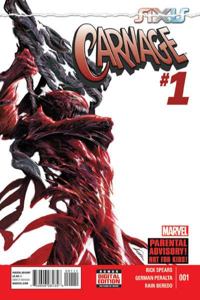 Axis: Carnage Comic Books. Axis: Carnage Comics.