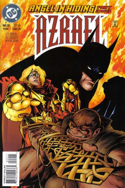 Azrael #22 comic books for sale