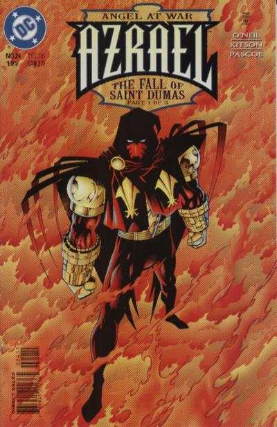 Azrael #24 comic books for sale