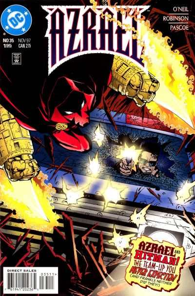 Azrael #35 comic books for sale