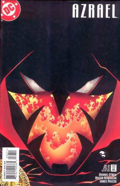 Azrael #36 comic books for sale