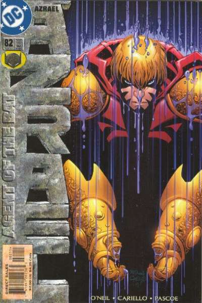 Azrael #82 comic books - cover scans photos Azrael #82 comic books - covers, picture gallery