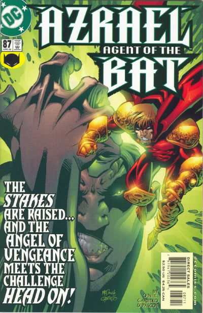 Azrael #87 comic books for sale