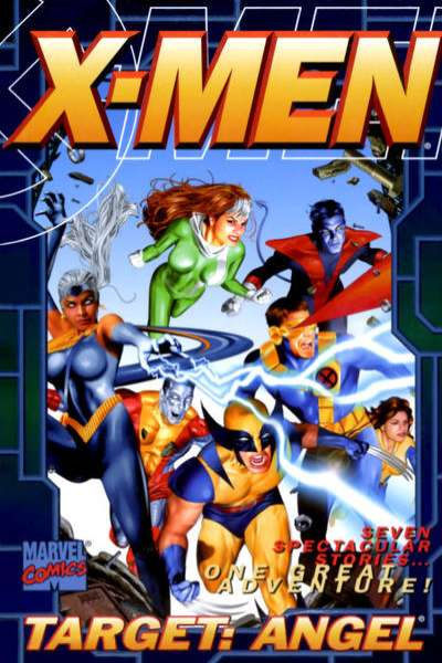 Backpack Marvels: X-Men comic books