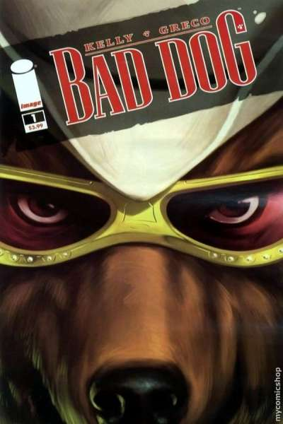 Bad Dog #1 Comic Books - Covers, Scans, Photos  in Bad Dog Comic Books - Covers, Scans, Gallery