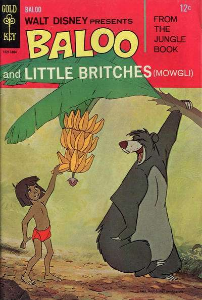 Baloo & Little Britches Comic Books. Baloo & Little Britches Comics.