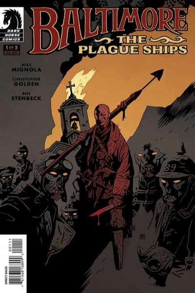 Baltimore: The Plague Ships comic books