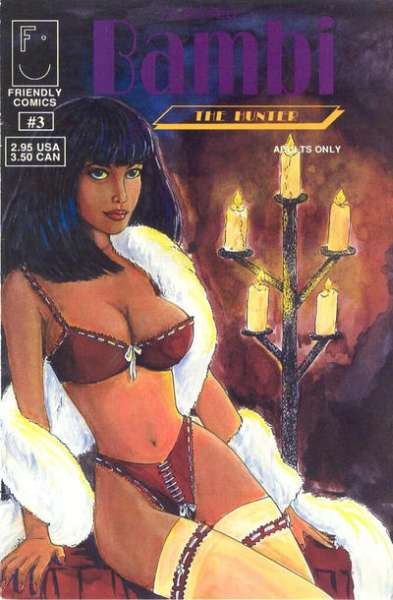Bambi: The Hunter #3 comic books for sale
