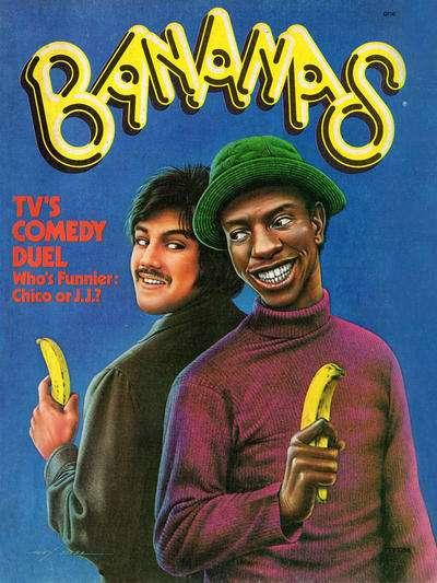 Bananas comic books