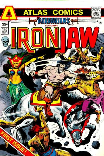 Barbarians #1 Comic Books - Covers, Scans, Photos  in Barbarians Comic Books - Covers, Scans, Gallery