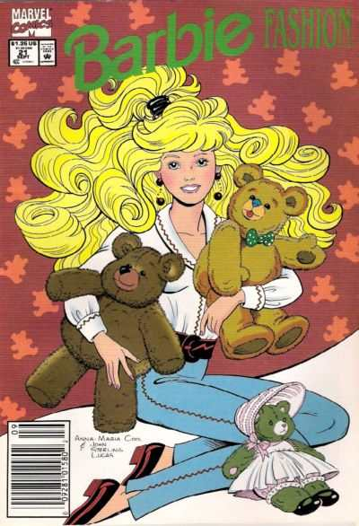 Barbie Fashion #21 Comic Books - Covers, Scans, Photos  in Barbie Fashion Comic Books - Covers, Scans, Gallery
