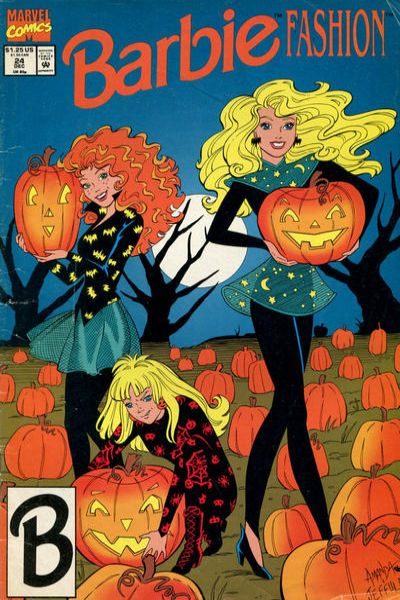 Barbie Fashion #24 Comic Books - Covers, Scans, Photos  in Barbie Fashion Comic Books - Covers, Scans, Gallery