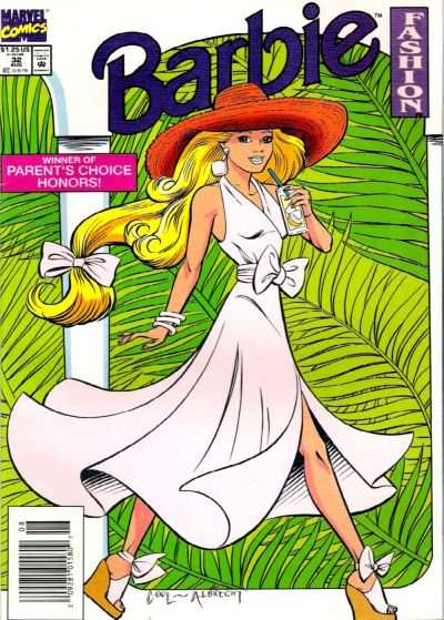 Barbie Fashion #32 comic books for sale