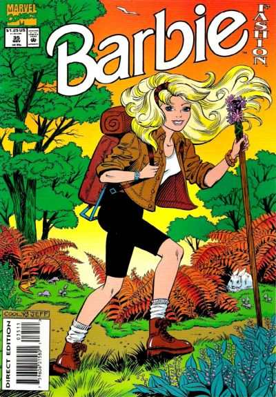 Barbie Fashion #35 comic books - cover scans photos Barbie Fashion #35 comic books - covers, picture gallery