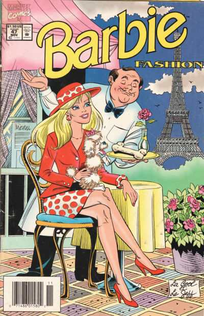 Barbie Fashion #47 Comic Books - Covers, Scans, Photos  in Barbie Fashion Comic Books - Covers, Scans, Gallery