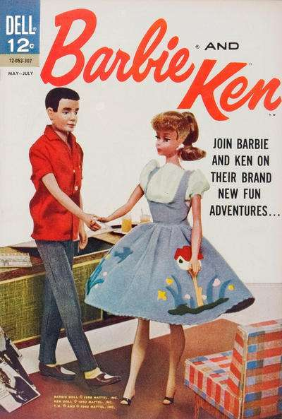 Barbie & Ken #3 Comic Books - Covers, Scans, Photos  in Barbie & Ken Comic Books - Covers, Scans, Gallery