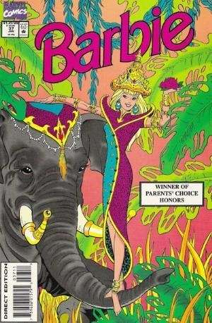 Barbie #37 Comic Books - Covers, Scans, Photos  in Barbie Comic Books - Covers, Scans, Gallery