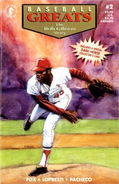 Baseball Greats #2 comic books - cover scans photos Baseball Greats #2 comic books - covers, picture gallery