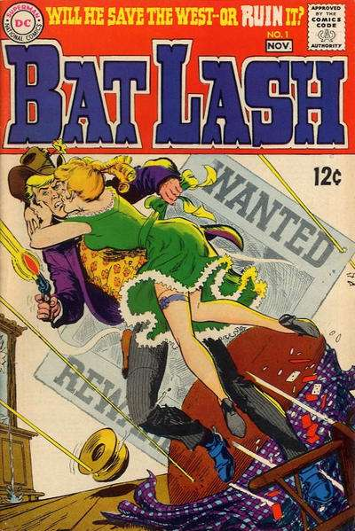 Bat Lash Comic Books. Bat Lash Comics.