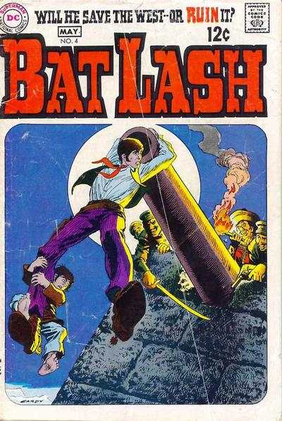 Bat Lash #4 comic books for sale