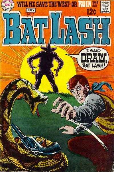 Bat Lash #5 Comic Books - Covers, Scans, Photos  in Bat Lash Comic Books - Covers, Scans, Gallery