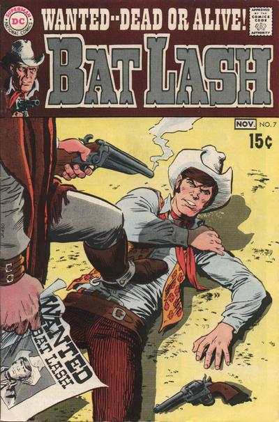 Bat Lash #7 comic books for sale