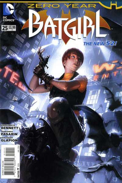 Batgirl #25 Comic Books - Covers, Scans, Photos  in Batgirl Comic Books - Covers, Scans, Gallery