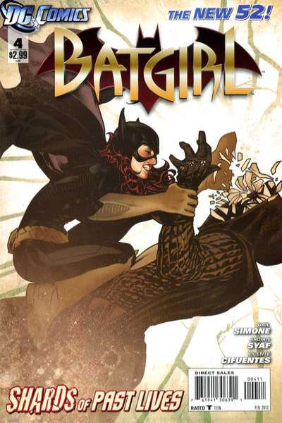 Batgirl #4 Comic Books - Covers, Scans, Photos  in Batgirl Comic Books - Covers, Scans, Gallery