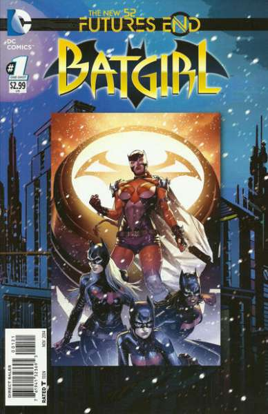 Batgirl: Futures End Comic Books. Batgirl: Futures End Comics.