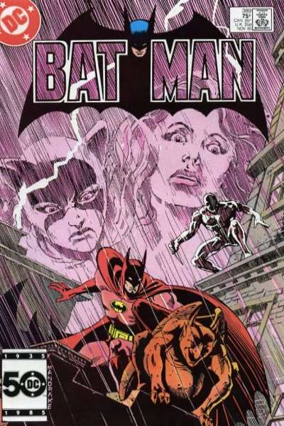 Batman #389 Comic Books - Covers, Scans, Photos  in Batman Comic Books - Covers, Scans, Gallery