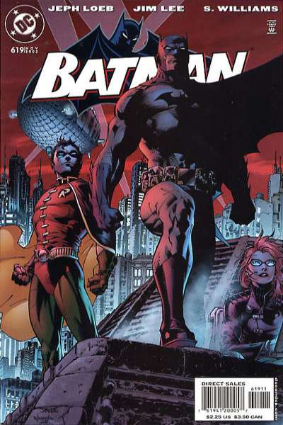 Batman #619 Comic Books - Covers, Scans, Photos  in Batman Comic Books - Covers, Scans, Gallery